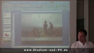 PowerPoint - Tipps und Tricks zu Bildern und Bildbeschriftung - http://www.Studium-und-PC.de