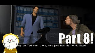 GTA Vice City PS4 Part 8 Kaufman Cabs And Two Bit Hit