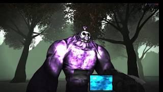 Slendytubbies 2/Trolleando a mi amigo el gigante