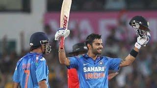 India vs South africa 4th Odi  Virat Kohli 138(140) Highlights Chennai-2015