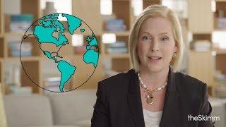 Sen. Kirsten Gillibrand (D-NY) on President Trump, Iran Nuclear Deal, and Gun Laws