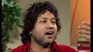 Teri Deewani - Kailash Kher Singing Without Music