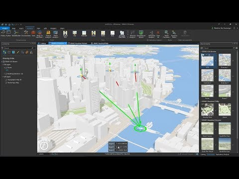 Using 3D GIS for Tactical Operations and Event Planning