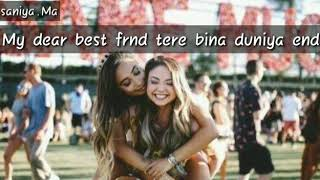 best friends are always be happy