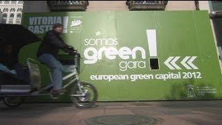 euronews terra viva - Vitoria-Gasteiz is Spain's green pioneer