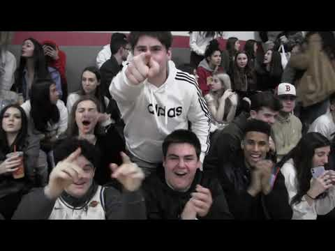 Cranston high school West 2020 video year book