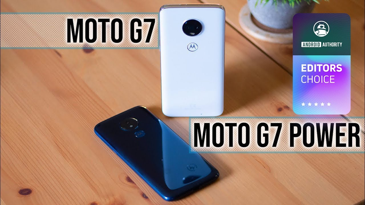 Moto G7 and Moto G7 Power Review: The best affordable