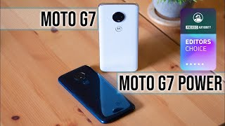 Moto G7 and Moto G7 Power Review: Few Compromises