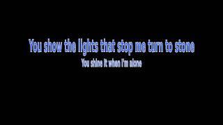 Ellie Goulding: Lights (Dubstep remix + Lyrics)