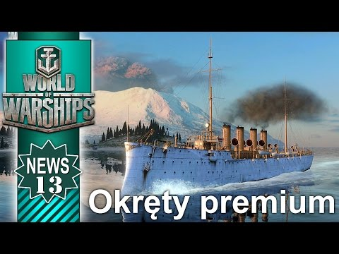 Okręty premium - NEWS - World of Warships
