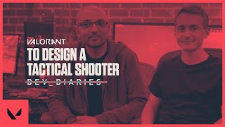 To design a tactical shooter // Dev Diaries - VALORANT