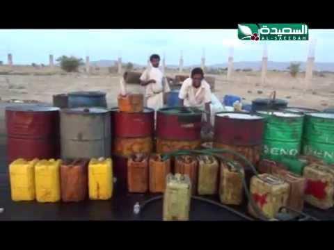 تقرير : معاناة المواطنين من شح المشتقات النفطية (20-11-2015)
