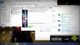 How to download The amazing spider man 2 Nosteam *Voices Tutorials*