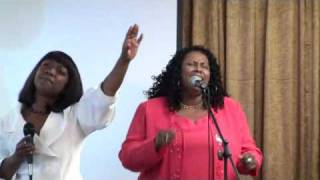 PRAISE TEAM ...GREAT IS YOUR MERCY TOWARDS ME ... DAWN .. MAY 23 2010.wmv