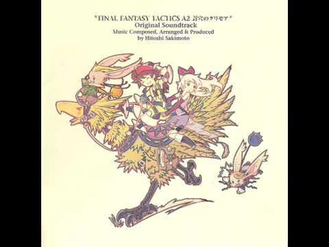 Hitoshi Sakimoto - Companions That Surpassed Their Tribes (FFTA2 OST)