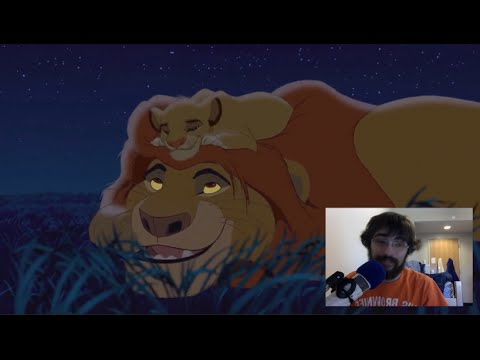 The Lion King Voice Over (