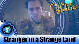 Скачать The Outer Worlds First 90 Minutes Stranger In A Strange Land Main Story Quest