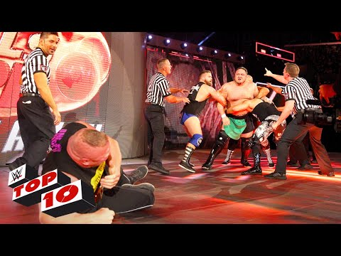 Thumbnail: Top 10 Raw moments: WWE Top 10, June 26, 2017
