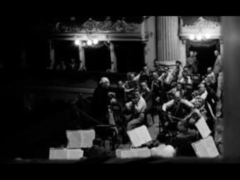 Beethoven, Symphony No. 4 - Toscanini, Scala 1926 (fragm.)