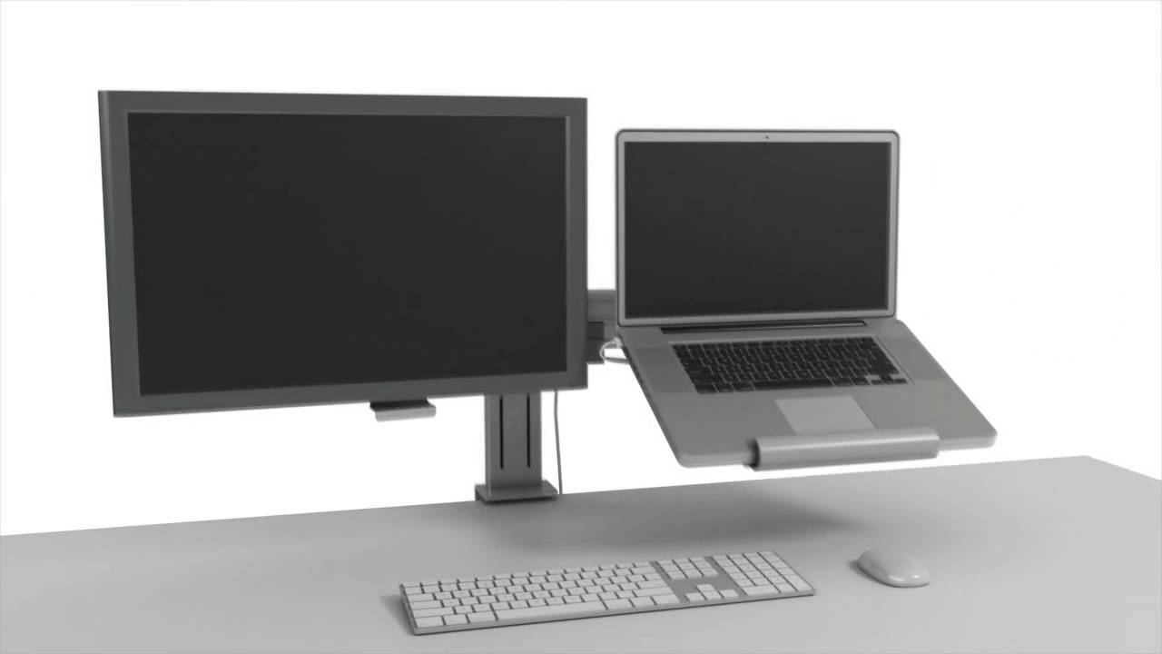 Eyesite Flexible Monitor Arm Support - Steelcase