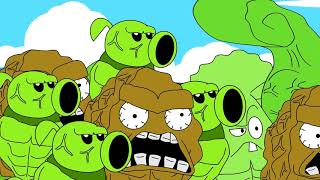 Plants vs Zombies Not Heroes Short Animation