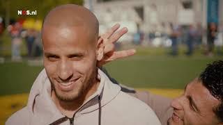 Touzani's WK warming up met KARIM EL AHMADI 🇲🇦