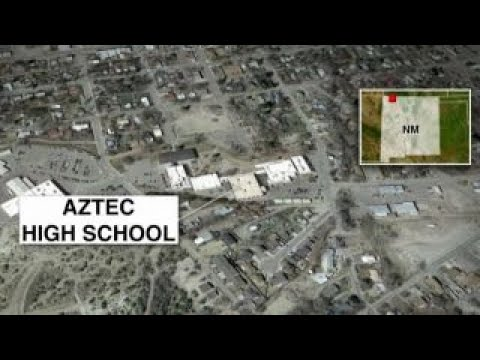 Image result for Aztec High School shooting: 2 students killed, shooter dead, police say