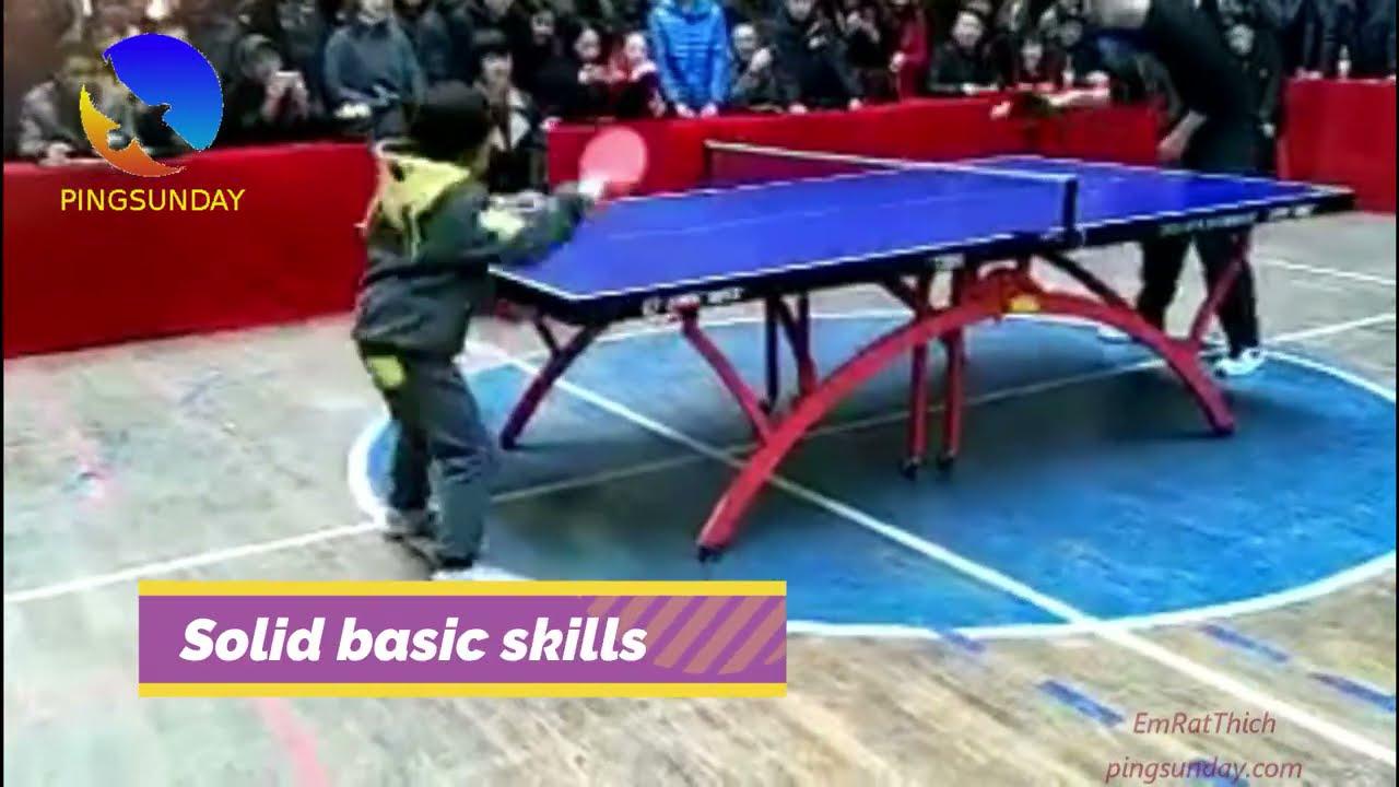 World Champion vs Amateur