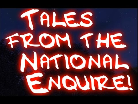 The Sims 3 Machinima: Tales from the National Enquire: Fake Movie Trailer 3