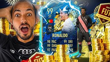 CR7 99 IM PACK !!! MEINE 30-0 REWARDS | FIFA 20