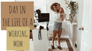 Day In The Life Of A Working Mom