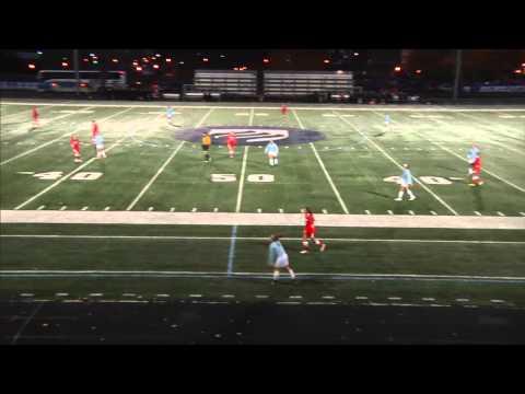 2014-11-01 Elmhurst College Women's Soccer vs Carthage College
