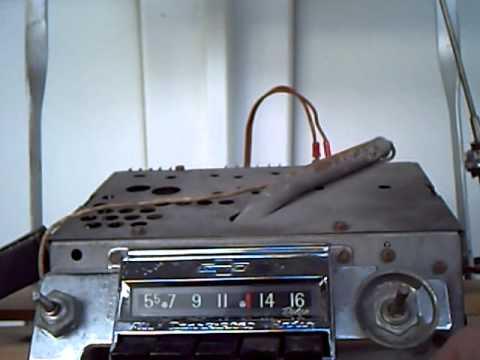 Radio.Chevy.Impala.1962.AVI