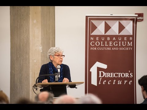 "Joan W. Scott, ""Gender, Politics, and Psychoanalysis"": Director's Lecture, October 19, 2017"