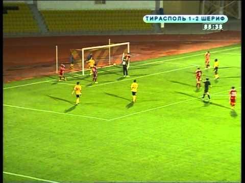 Нац.дивизион, ФК Тирасполь 1:2 Шериф (Тирасполь)