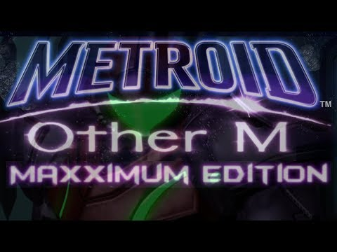 Metroid: Other M - Maxximum Edition Phantoon + Ending.
