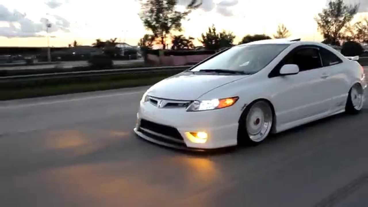 honda civic fg roller hellajdm youtube