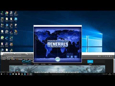 Как запустить Generals Zero Hour по сети(онлайн)