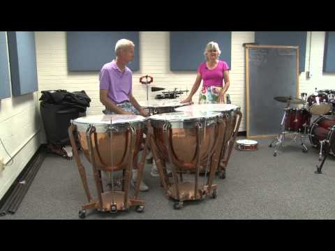 Percussion Instruments - OpenBUCS