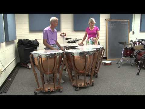 Percussion Instruments - OpenBUCS