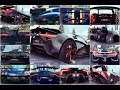 Asphalt 8, ALL S-CLASS CARS ENGINES SOUNDS