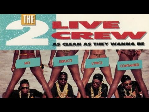 THE 2 LIVE CREW - AS NASTY AS THEY WANNA BE (FULL ALBUM) (1989)