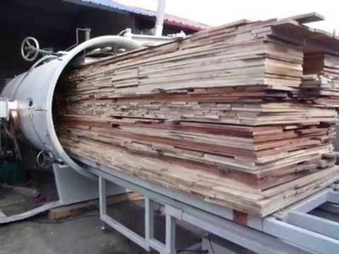 High frequency timber dryer machine(wood drying kiln)