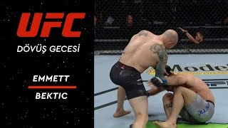 UFC Fight Night 155 | Emmett vs Bektic