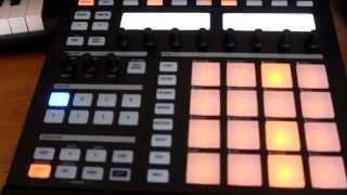TIPS: Programming Drums On Maschine with Step Sequencer