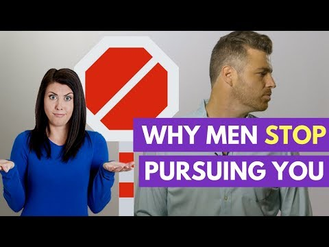The #1 Reason Why Men Stop Pursuing You | Adam LoDolce