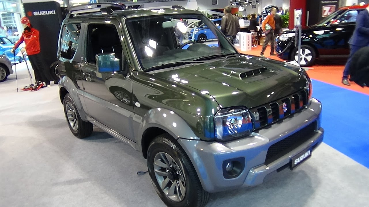 2017 suzuki jimny sergio cellano top at exterior and. Black Bedroom Furniture Sets. Home Design Ideas