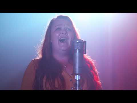 Audra Mae performs Somewhere Over the Rainbow feat. Dylan Meek LIVE in United Recording Studio A