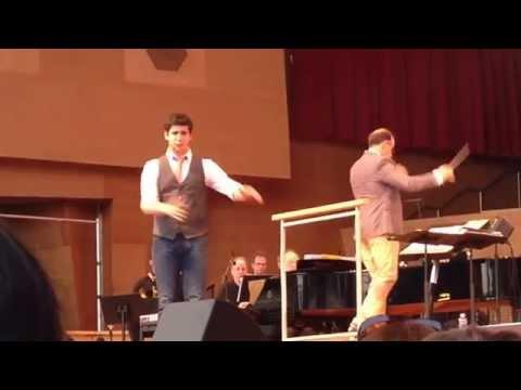 Newsies: Santa Fe (Broadway in Chicago free Concert)