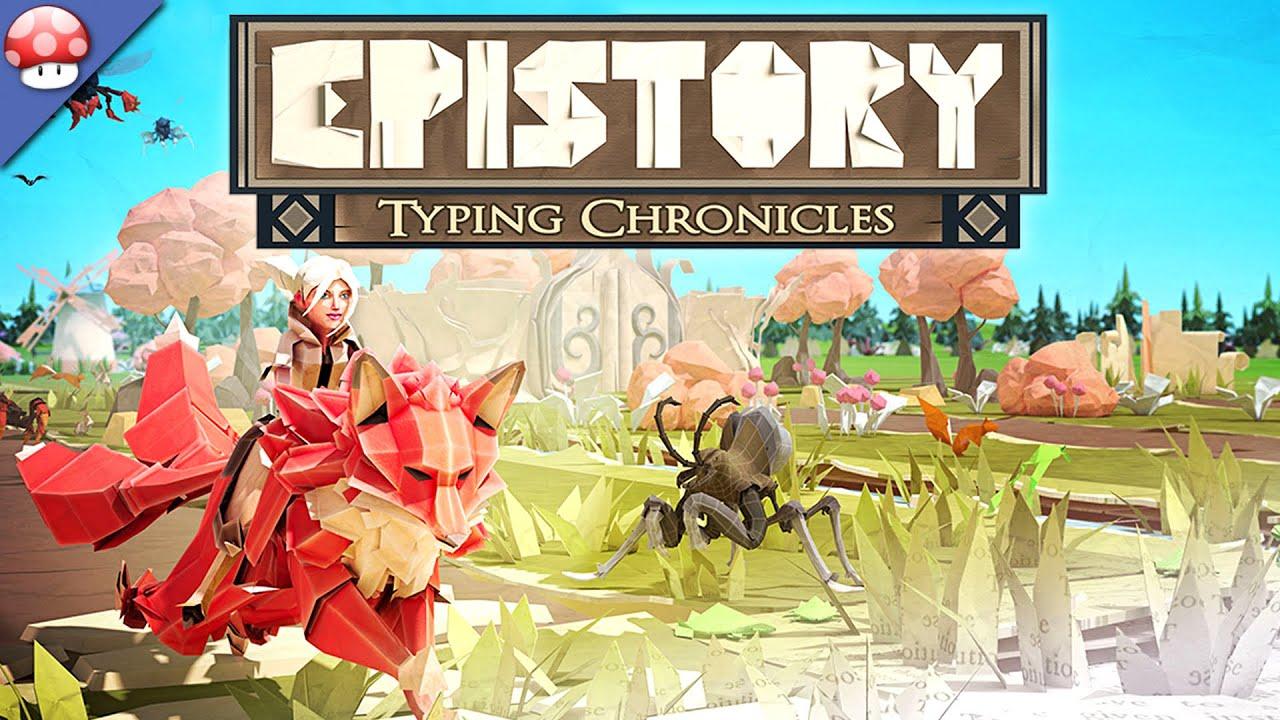 Resultado de imagem para Epistory - Typing Chronicles